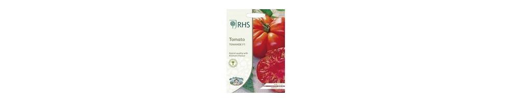 RHS udvalgte grøntsagsfrø