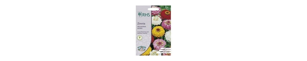 RHS udvalgte blomsterfrø